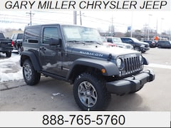 New 2018 Jeep Wrangler JK RUBICON 4X4 Sport Utility 1C4BJWCG2JL868633 for sale in Erie, PA at Gary Miller Chrysler Dodge Jeep Ram