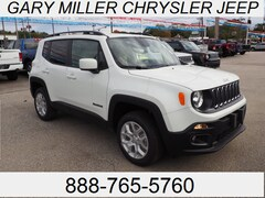New 2018 Jeep Renegade LATITUDE 4X4 Sport Utility ZACCJBBB2JPJ02767 for sale in Erie, PA at Gary Miller Chrysler Dodge Jeep Ram