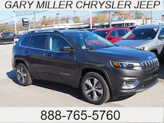 New 2019 Jeep Cherokee LIMITED 4X4 Sport Utility 1C4PJMDX1KD304766 for sale in Erie, PA at Gary Miller Chrysler Dodge Jeep Ram
