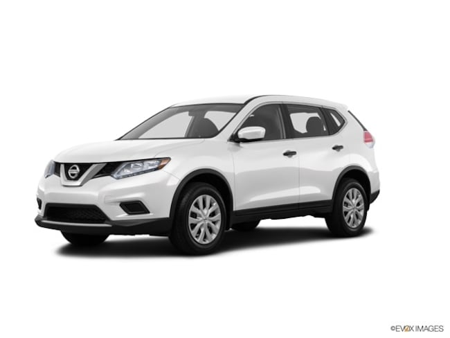 Used 2016 Nissan Rogue S SUV in Erie PA