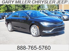 Used 2015 Chrysler 200 Limited Sedan 1C3CCCAB7FN759038 for sale in Erie, PA at Gary Miller Chrysler Dodge Jeep Ram