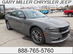 New 2018 Dodge Charger GT PLUS AWD Sedan 2C3CDXJG6JH181189 for sale in Erie, PA at Gary Miller Chrysler Dodge Jeep Ram