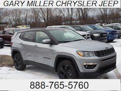 New 2019 Jeep Compass ALTITUDE 4X4 Sport Utility 3C4NJDBB5KT672330 for sale in Erie, PA at Gary Miller Chrysler Dodge Jeep Ram