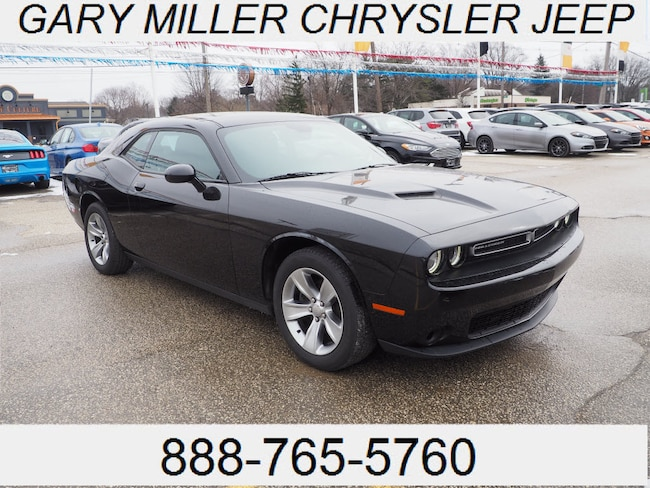 Used 2016 Dodge Challenger SXT Coupe in Erie PA