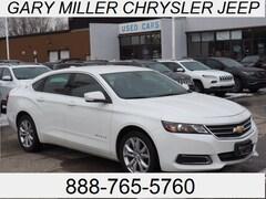 Used 2017 Chevrolet Impala LT w/1LT Sedan 2G1105S36H9186629 for sale in Erie, PA at Gary Miller Chrysler Dodge Jeep Ram