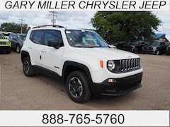 New 2018 Jeep Renegade SPORT 4X4 Sport Utility ZACCJBAB5JPH69028 for sale in Erie, PA at Gary Miller Chrysler Dodge Jeep Ram