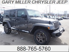 New 2018 Jeep Wrangler JK UNLIMITED GOLDEN EAGLE 4X4 Sport Utility 1C4BJWDG0JL871724 for sale in Erie, PA at Gary Miller Chrysler Dodge Jeep Ram