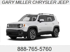 New 2018 Jeep Renegade LATITUDE 4X4 Sport Utility ZACCJBBB0JPH80873 for sale in Erie, PA at Gary Miller Chrysler Dodge Jeep Ram