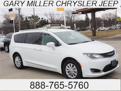 Certified 2018 Chrysler Pacifica Touring L Van 2C4RC1BG2JR290831 for sale at Gary Miller Chrysler Dodge Jeep Ram in Erie, PA