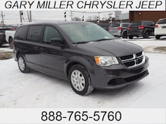 New 2019 Dodge Grand Caravan SE Passenger Van 2C4RDGBG4KR591991 for sale in Erie, PA at Gary Miller Chrysler Dodge Jeep Ram