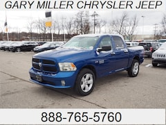 Certified 2015 Ram 1500 Tradesman/Express Truck Crew Cab 1C6RR7KT9FS599367 for sale at Gary Miller Chrysler Dodge Jeep Ram in Erie, PA