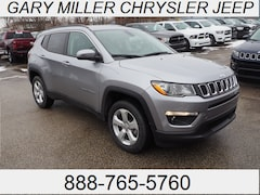 New 2019 Jeep Compass LATITUDE 4X4 Sport Utility 3C4NJDBB9KT682438 for sale in Erie, PA at Gary Miller Chrysler Dodge Jeep Ram