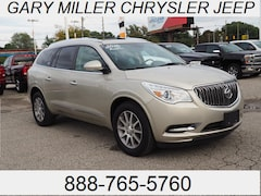 Used 2016 Buick Enclave Leather SUV 5GAKVBKD1GJ268616 for sale in Erie, PA at Gary Miller Chrysler Dodge Jeep Ram