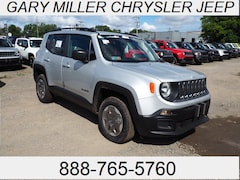 New 2018 Jeep Renegade SPORT 4X4 Sport Utility ZACCJBAB8JPH67970 for sale in Erie, PA at Gary Miller Chrysler Dodge Jeep Ram