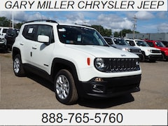 New 2018 Jeep Renegade LATITUDE 4X4 Sport Utility ZACCJBBB8JPJ01221 for sale in Erie, PA at Gary Miller Chrysler Dodge Jeep Ram