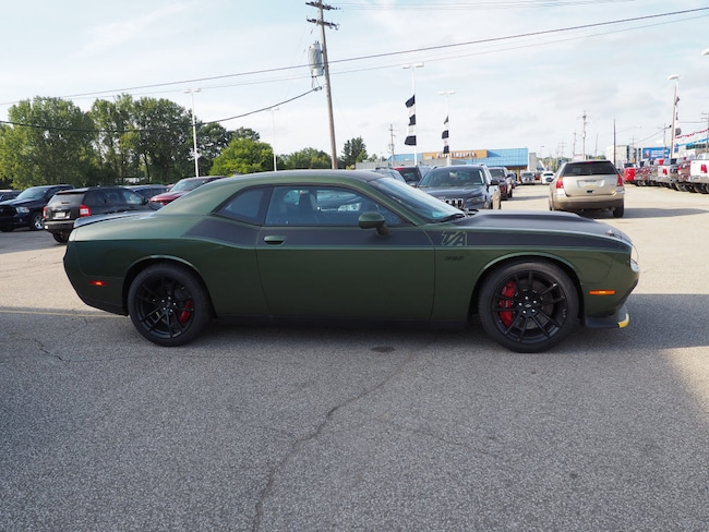New 2018 Dodge Challenger T/A 392 For Sale in Erie PA ...