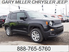 New 2018 Jeep Renegade LATITUDE 4X4 Sport Utility ZACCJBBB2JPJ07421 for sale in Erie, PA at Gary Miller Chrysler Dodge Jeep Ram