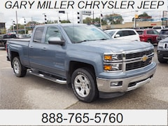Used 2015 Chevrolet Silverado 1500 LT Truck Double Cab 1GCVKREC0FZ429148 for sale in Erie, PA at Gary Miller Chrysler Dodge Jeep Ram
