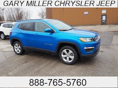 New 2019 Jeep Compass LATITUDE 4X4 Sport Utility 3C4NJDBB8KT682446 for sale in Erie, PA at Gary Miller Chrysler Dodge Jeep Ram