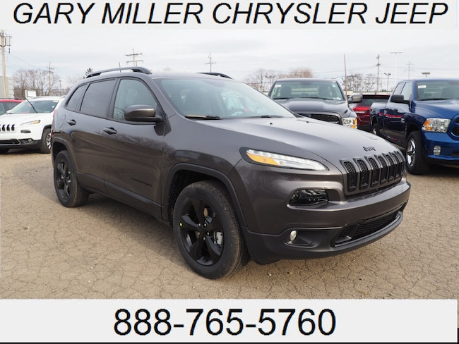 New 2018 Jeep Cherokee LIMITED 4X4 Sport Utility Erie