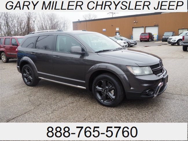 Certified Pre-Owned 2018 Dodge Journey Crossroad SUV in Erie PA
