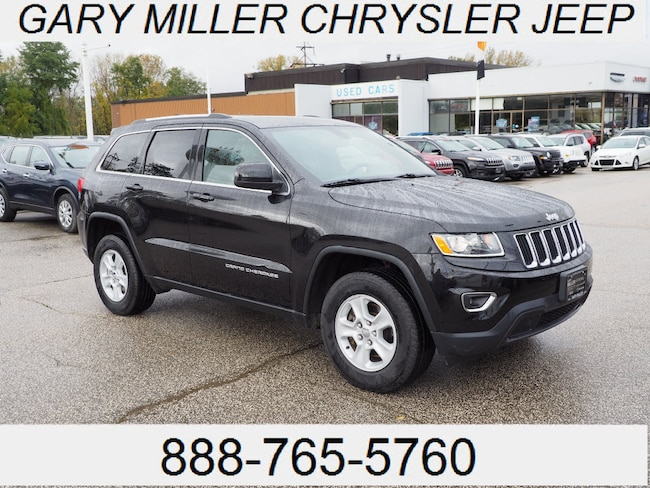 Certified Pre-Owned 2015 Jeep Grand Cherokee Laredo SUV in Erie PA