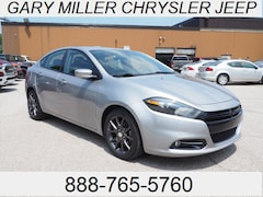 Used 2015 Dodge Dart SXT Sedan 1C3CDFBB2FD301362 for sale in Erie, PA at Gary Miller Chrysler Dodge Jeep Ram