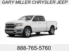 New 2019 Ram 1500 BIG HORN / LONE STAR QUAD CAB 4X4 6'4 BOX Quad Cab 1C6RRFBG6KN647106 for sale in Erie, PA at Gary Miller Chrysler Dodge Jeep Ram