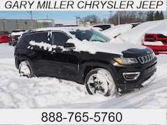 New 2019 Jeep Compass LIMITED 4X4 Sport Utility for sale in Erie, PA at Gary Miller Chrysler Dodge Jeep Ram