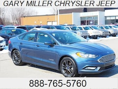 Used 2018 Ford Fusion Hybrid SE Sedan 3FA6P0LU7JR128621 for sale in Erie, PA at Gary Miller Chrysler Dodge Jeep Ram