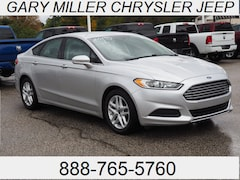 Used 2015 Ford Fusion SE Sedan 3FA6P0H77FR238305 for sale in Erie, PA at Gary Miller Chrysler Dodge Jeep Ram