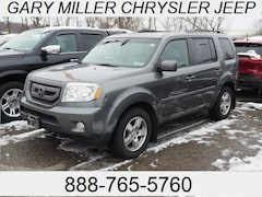 Used 2011 Honda Pilot EX-L SUV 5FNYF4H56BB046459 for sale in Erie, PA at Gary Miller Chrysler Dodge Jeep Ram