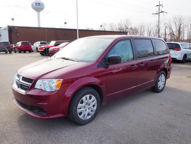 New 2019 Dodge Grand Caravan SE For Sale in Erie PA ...