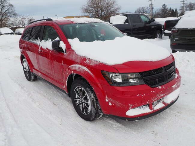 New 2018 Dodge Journey SE Sport Utility Erie