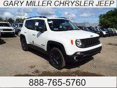 New 2018 Jeep Renegade UPLAND 4X4 Sport Utility ZACCJBABXJPJ07619 for sale in Erie, PA at Gary Miller Chrysler Dodge Jeep Ram