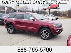 Certified 2017 Jeep Grand Cherokee Limited SUV 1C4RJFBGXHC671610 for sale at Gary Miller Chrysler Dodge Jeep Ram in Erie, PA