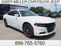 New 2018 Dodge Charger GT PLUS AWD Sedan 2C3CDXJG1JH203664 for sale in Erie, PA at Gary Miller Chrysler Dodge Jeep Ram