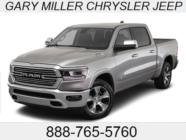 New 2019 Ram 1500 BIG HORN / LONE STAR CREW CAB 4X4 5'7 BOX Crew Cab Erie