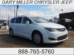 New 2019 Chrysler Pacifica TOURING L Passenger Van 2C4RC1BG6KR507850 for sale in Erie, PA at Gary Miller Chrysler Dodge Jeep Ram