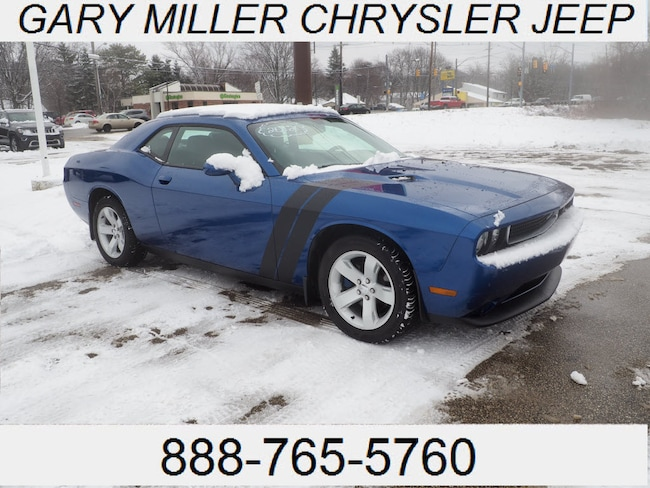 Used 2012 Dodge Challenger SXT Coupe in Erie PA