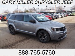 New 2018 Dodge Journey SE Sport Utility 3C4PDCAB3JT498803 for sale in Erie, PA at Gary Miller Chrysler Dodge Jeep Ram