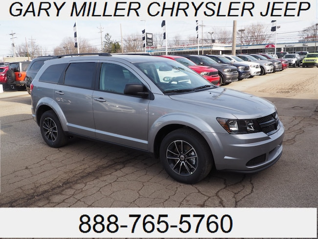 New 2018 Dodge Journey SE Sport Utility Erie