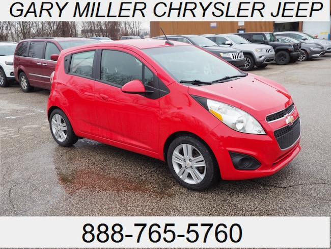 Used 2013 Chevrolet Spark 1LT Auto Hatchback in Erie PA