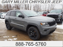 New 2019 Jeep Grand Cherokee UPLAND 4X4 Sport Utility 1C4RJFAG2KC629327 for sale in Erie, PA at Gary Miller Chrysler Dodge Jeep Ram