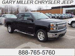 Used 2014 Chevrolet Silverado 1500 LT Truck Double Cab 1GCVKREH5EZ299586 for sale in Erie, PA at Gary Miller Chrysler Dodge Jeep Ram