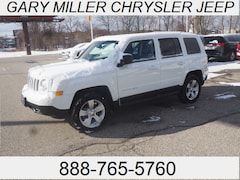 Used 2017 Jeep Patriot Latitude SUV 1C4NJRFB7HD174720 for sale in Erie, PA at Gary Miller Chrysler Dodge Jeep Ram