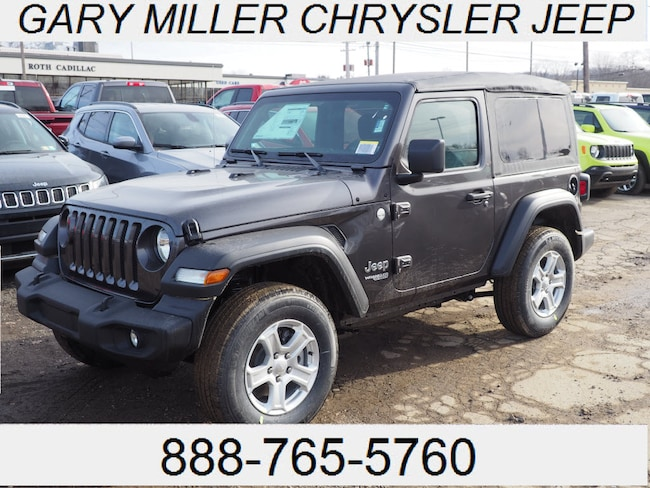 Jeep Wrangler For Sale In Pa >> New 2019 Jeep Wrangler Sport S 4x4 For Sale In Erie Pa