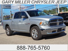 Certified 2016 Ram 1500 SLT Truck Crew Cab 3C6RR7LT3GG326626 for sale at Gary Miller Chrysler Dodge Jeep Ram in Erie, PA