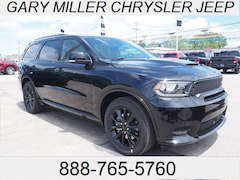 New 2018 Dodge Durango R/T RWD Sport Utility 1C4SDHCT6JC404647 for sale in Erie, PA at Gary Miller Chrysler Dodge Jeep Ram