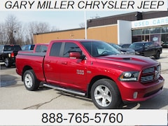 Used 2014 Ram 1500 Sport Truck Quad Cab 1C6RR7HT5ES328280 for sale in Erie, PA at Gary Miller Chrysler Dodge Jeep Ram